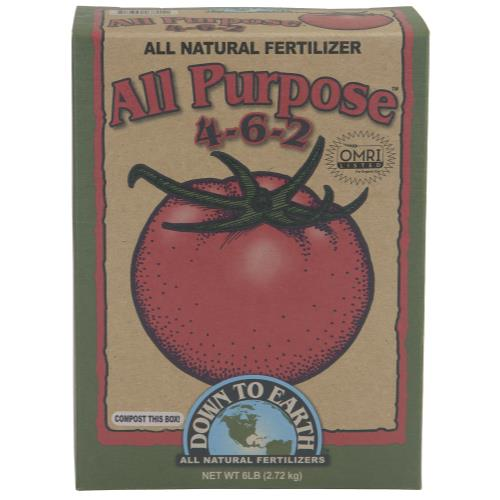 Down To Earth All Purpose Mix - 6 lb