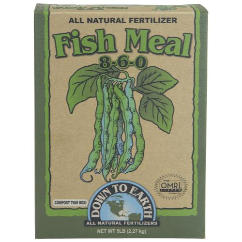 Down To Earth Fish Meal - 5 lb