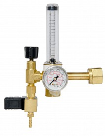 Co2 Regulator/Flowgage .5-15 S